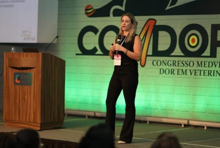 Fisioanimal no Congresso COMDOR 2019