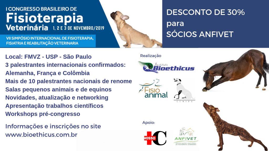 Congresso de Fisioterapia Veterinária